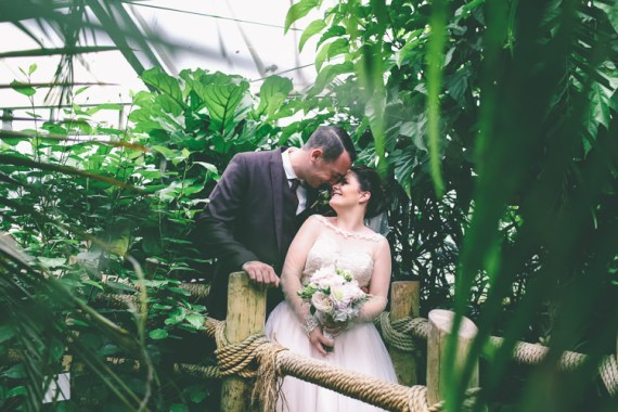 Quirky Vintage Zoo Wedding http://www.emmaboileau.co.uk/
