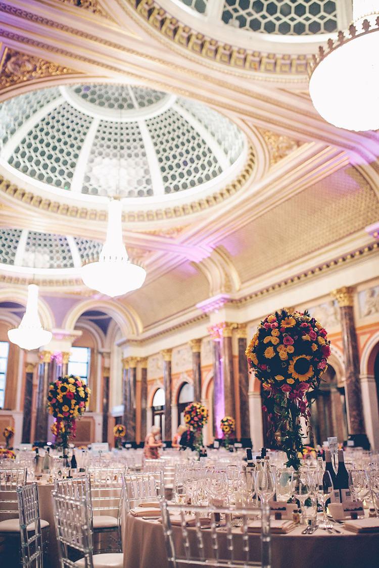 The Gibson Hall Colourful Fun London Wedding http://storyandcolour.co.uk/