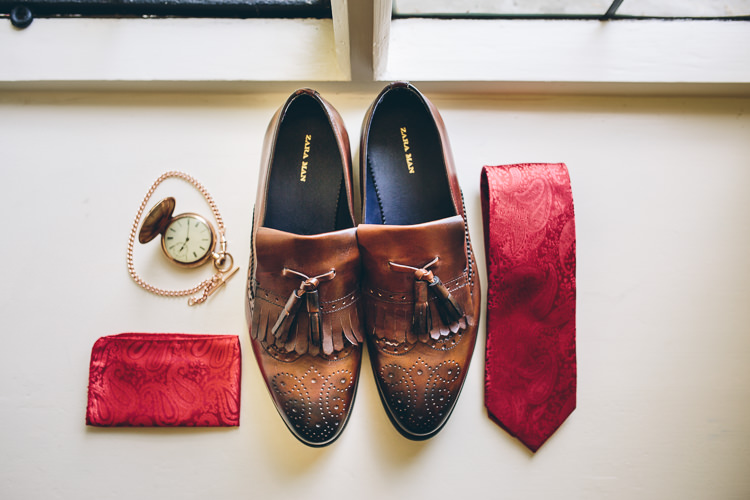 Groom Accessories Style Great British Tea Party Wedding http://www.kategrayphotography.com/