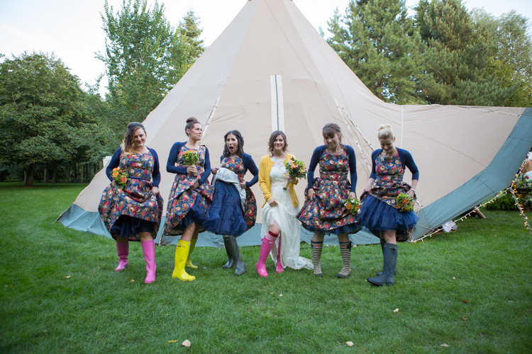 Country Fete Garden Festival Wedding Whimsical