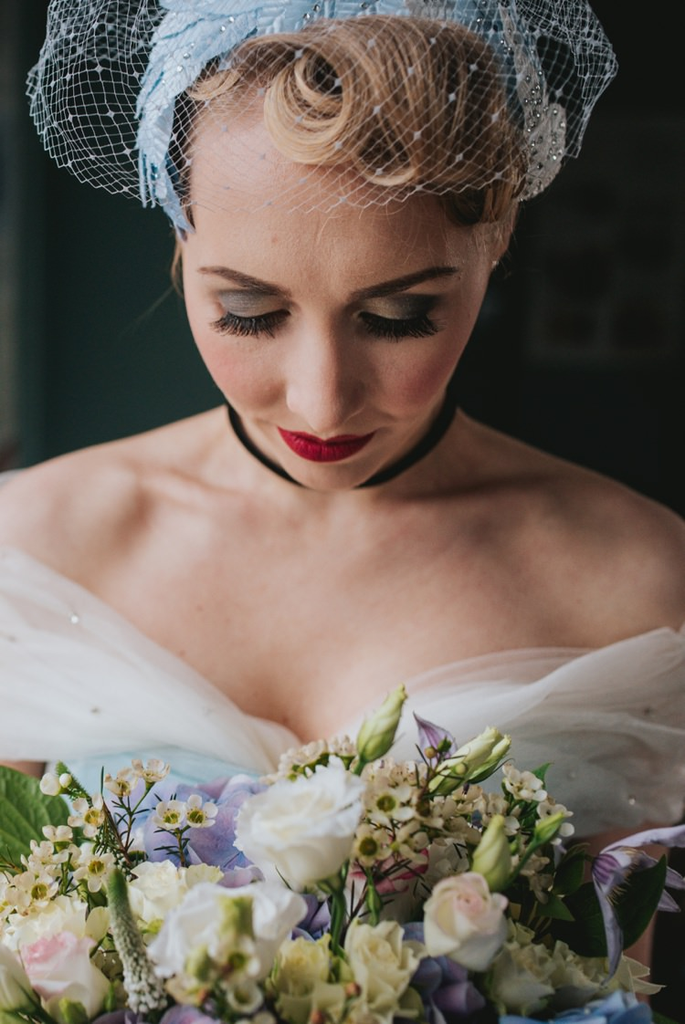 Make Up Bride Bridal Cinderella Princess Magical Fairytale Disney Wedding Ideas http://www.beckyryanphotography.co.uk/
