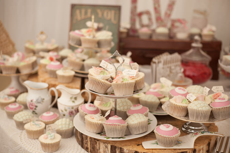 Cup Cakes Pastel Marquee Garden Party Wedding https://www.deliciousphotography.co.uk/