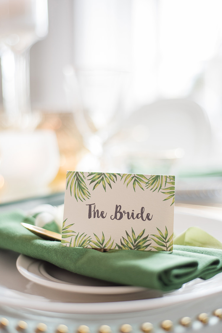 Topical Place Name Stationery Greenery Fine Art Botanical Wedding Ideas http://georginaharrisonphotography.co.uk/
