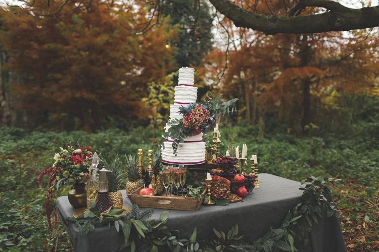 Magical Autumn Outdoorsy Woodland Wedding Ideas http://kirstymackenziephotography.co.uk/