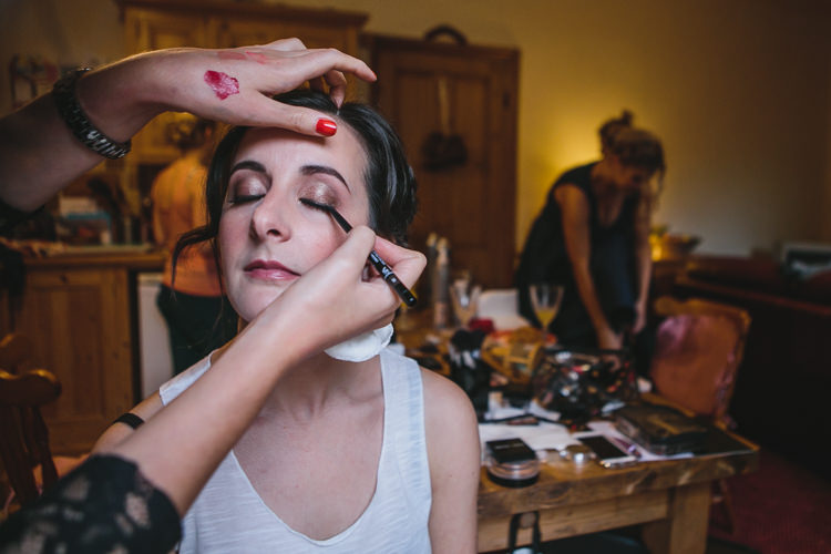 Bridal Makeup Relaxed Cosy Stylish Autumnal Wedding http://www.tierneyphotography.co.uk/