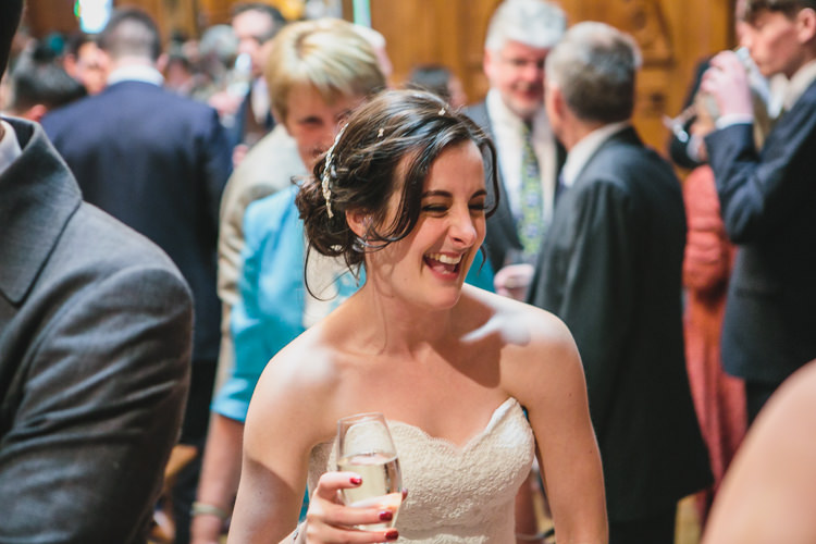 Bride Blue by Enzoani Relaxed Cosy Stylish Autumnal Wedding http://www.tierneyphotography.co.uk/