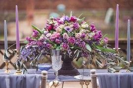 Violet Spring Luxe Wedding Ideas http://www.katieingram.co.uk/