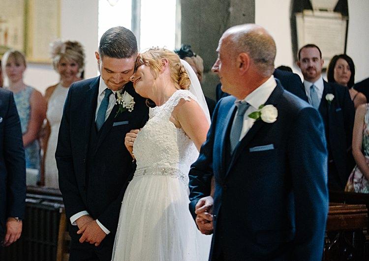 Pretty Pale Blue Summer Wedding http://www.georginabrewster.com/