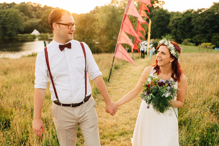 Informal Camp Woodland Wedding https://stevenanthonyphotography.co.uk/