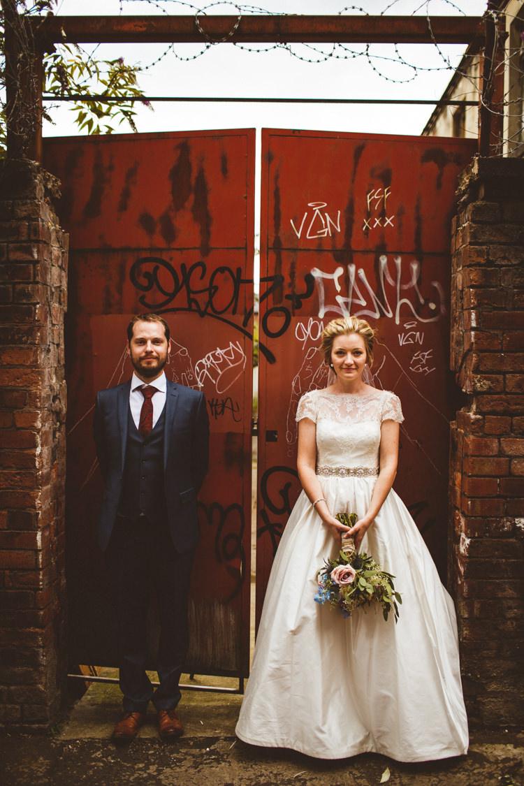 Industrial Cool Museum Wedding Whimsical Wonderland Weddings