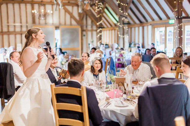 Modern Rustic Ivory Barn Wedding http://vickylamburn.com/