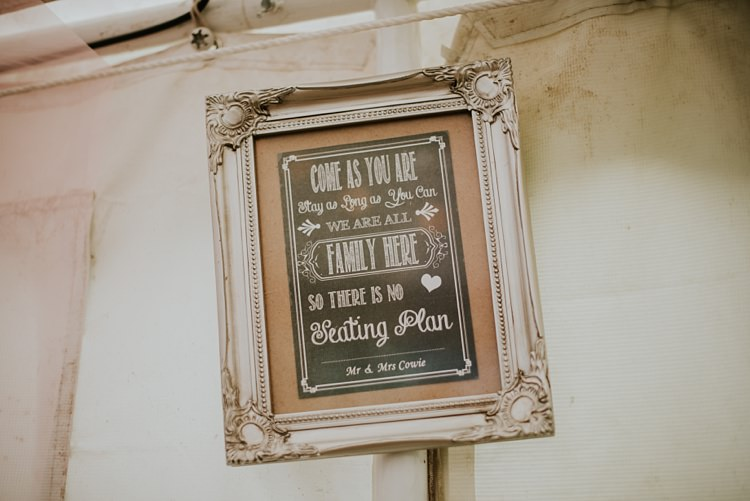 No Seating Plan Sign Creative Woodland Mad Hatters Tea Party Wedding https://www.clairefleckphotography.com/