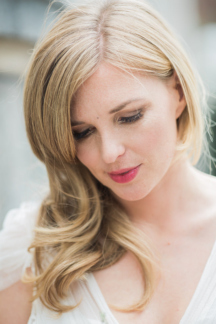 Bride Bridal Make Up Beauty Pretty Intimate Elegant Two Day City Wedding http://siobhanhphotography.com/