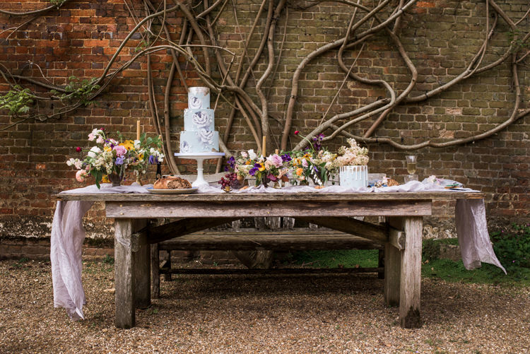 First Look Wedding Ideas Country Estate Garden http://annamorganphotography.co.uk/