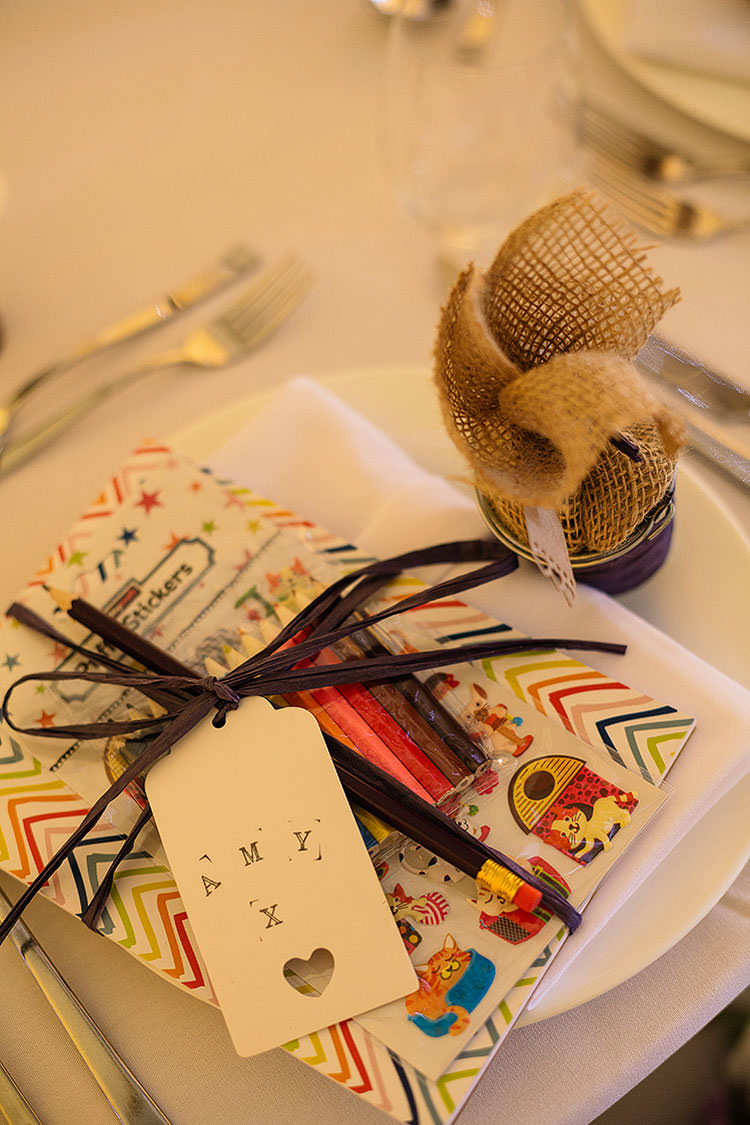 Kids Child Favour Goodies Charming Natural Countryside Tipi Wedding http://www.pauljosephphotography.co.uk/