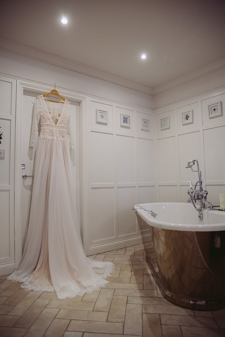 Deirdre Maggie Sottero Dress Gown Bride Bridal Simple Cosy Country Winter Wedding http://hayleybaxterphotography.com/