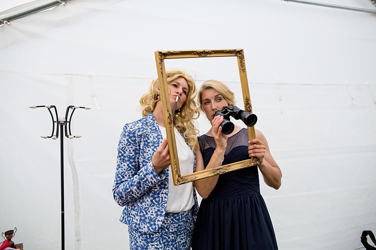 Photo Booth Frame Country Rustic Picnic Marquee Wedding https://www.binkynixon.com/