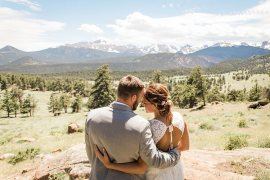 Scenic Rocky Mountain National Park Elopement http://allisonslaterphotography.com/