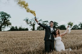 Enchanting Country Barn Wedding http://www.dmcclane.com/