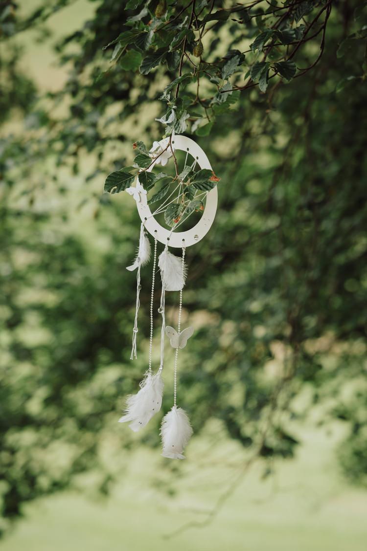 Dream Catcher Enchanting Ancient Forest Wedding http://donnamurrayphotography.com/