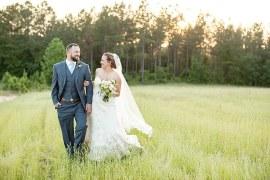 Intimate Farmhouse Wedding South Carolina https://jessicahuntphotography.com/