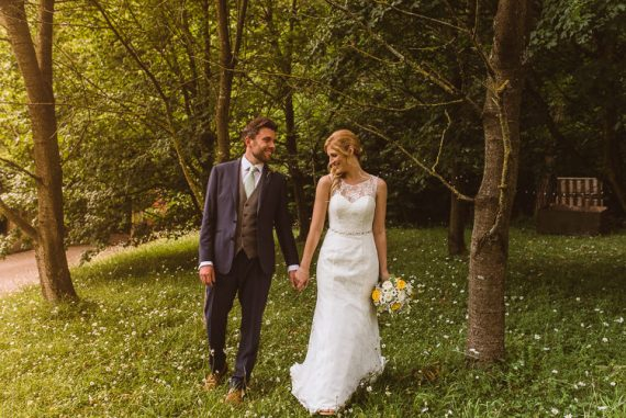 Laid Back Summer Garden Party Wedding Stretch Tent http://joemallenphotography.co.uk/