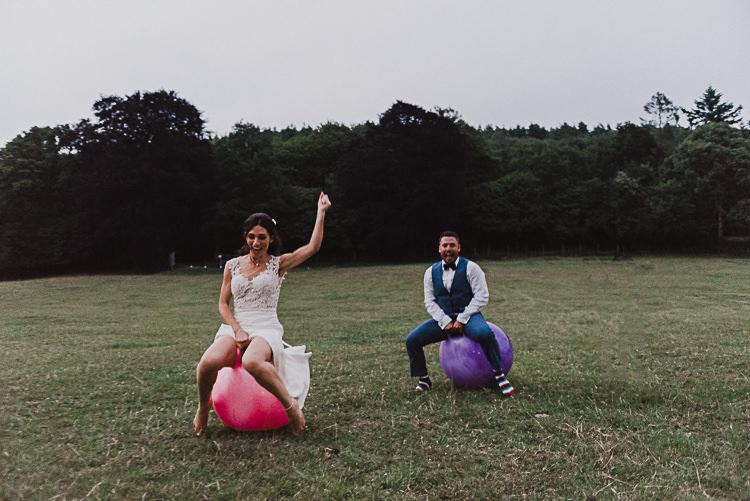 Space Hoppers Stylish Woodland Tipi Wedding Flower Arch https://willpatrickweddings.com/