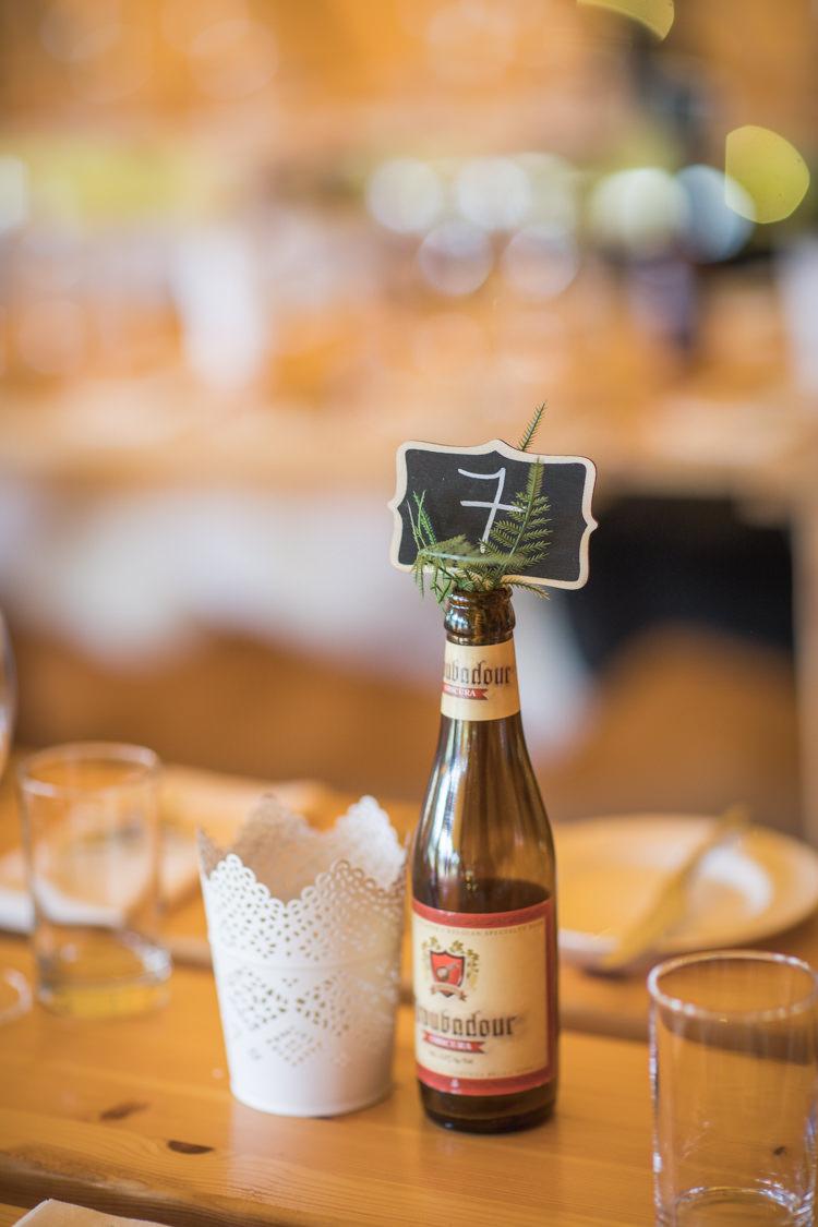 Bottle Table Numers Boho Festival Tipi Wedding http://alexaclarkekent.com/