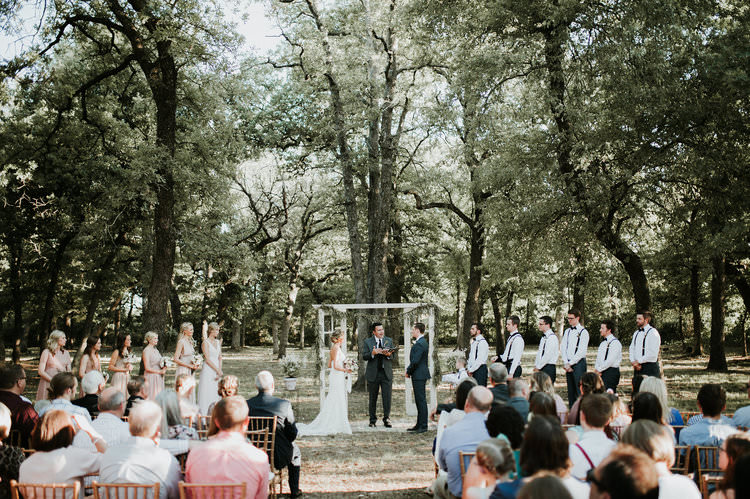 Outdoor Rustic Boho Forest Ceremony Backdrop Rug Vintage Door Window Foliage | Organic Earthy Fun Wedding Oklahoma http://zaynewilliams.com/