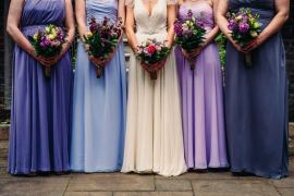 Ultra Violet Wedding Pantone Colour 2018