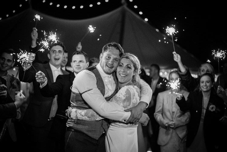 Sparklers Rustic Peaky Blinders Vineyard Wedding Yorkshire https://www.kazooieloki.co.uk/
