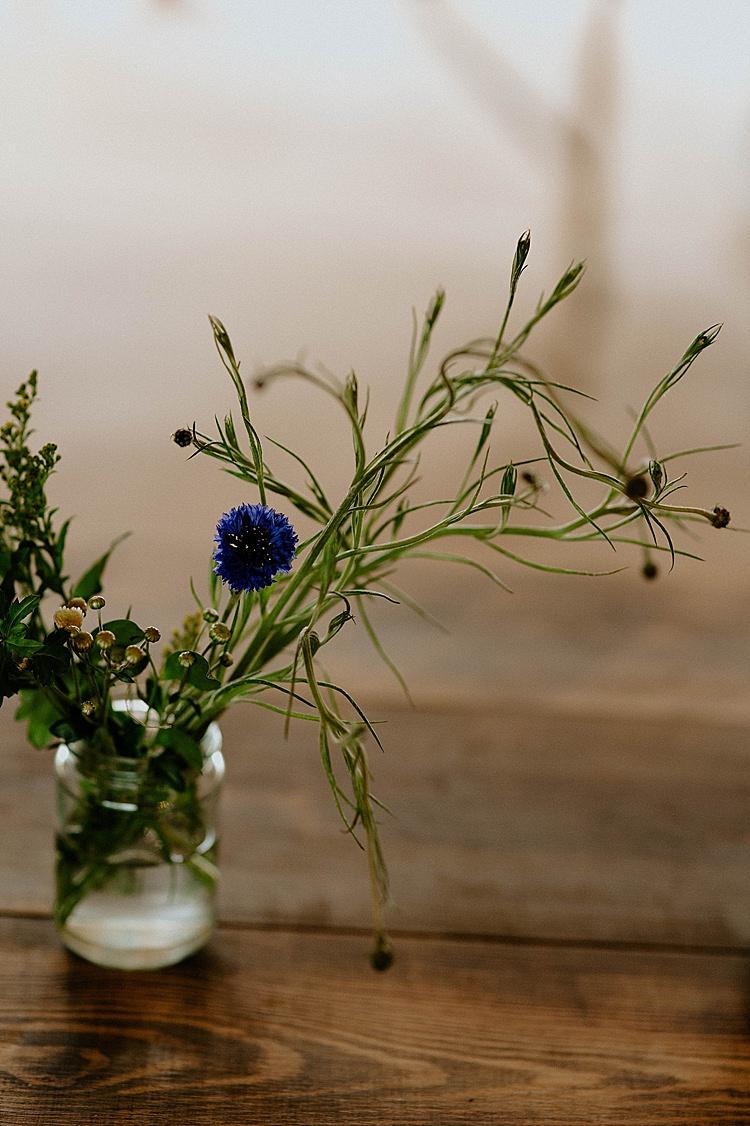 Jar Flower Decor Tables Mega Laid Back Festival Party Wedding http://www.jessicawilliams.photography/