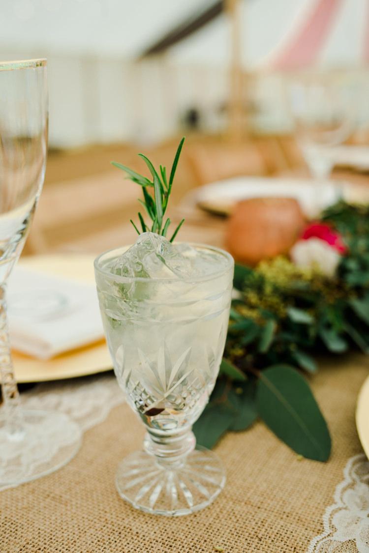 Cocktail Outdoorsy Late Summer Marquee Wedding Ideas http://www.esmefletcher.com/