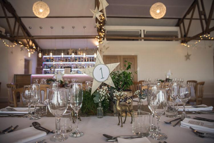 Star Table Numbers Heartfelt Celestial Handmade Wedding http://assassynation.co.uk/