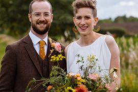 Homegrown Community Eclectic Rural Yorkshire Wedding https://toastofleeds.co.uk/