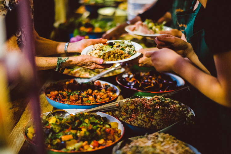 Feasting Sharing Platters Salads Woodland Organic Farm Shop Wedding Gloucestershire https://www.edgodden.co.uk/