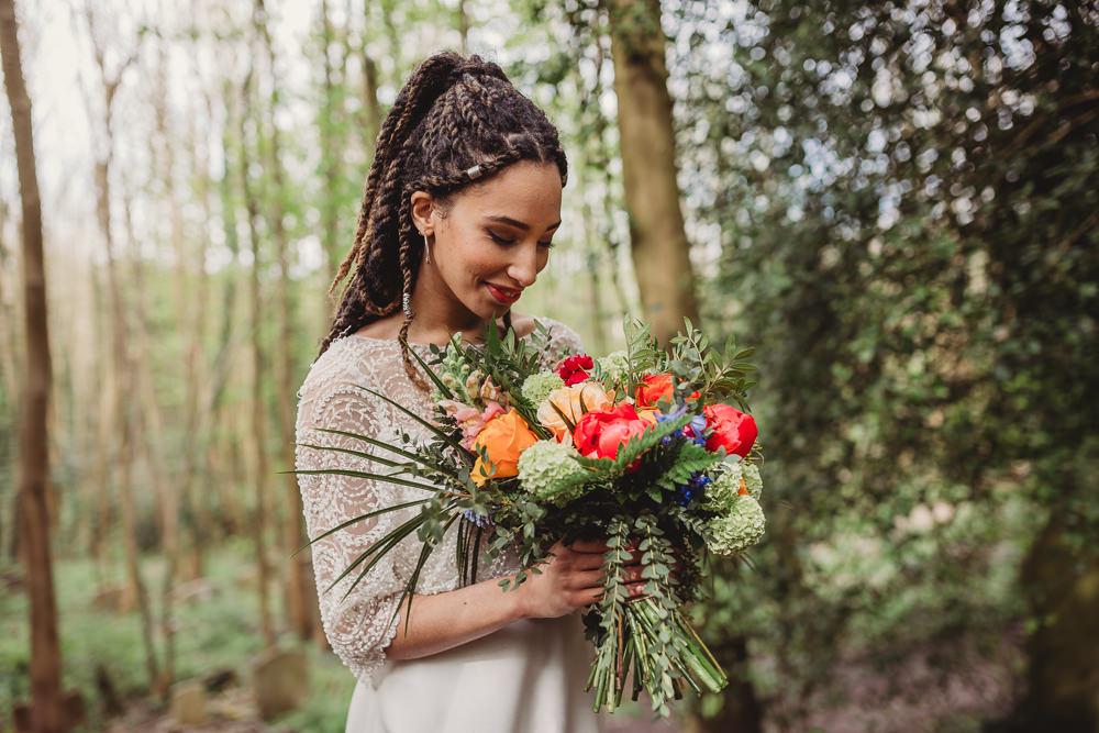 Dress Gown Bride Bridal Silk Train Cape Beaded Arnos Vale Weddings Ideas When Charlie Met Hannah Photography