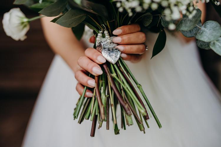 Nails Manicure Bride Bridal Creative Hertfordshire Barn Boho DIY Wedding Beard and Mane Photography