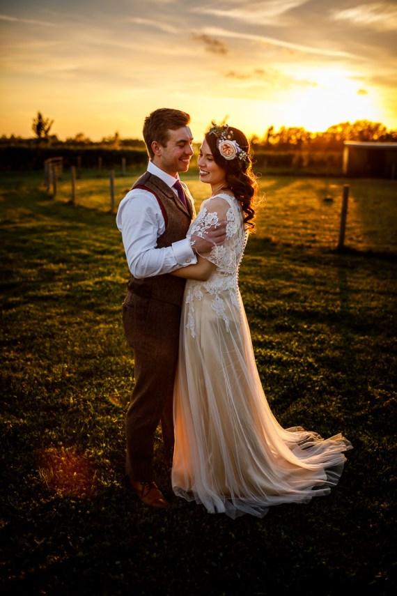 South Farm Wedding Midsummer Night's Dream Lina and Tom Photography