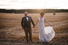 Wick Bottom Barn Wiltshire Wedding Heline Bekker Photography
