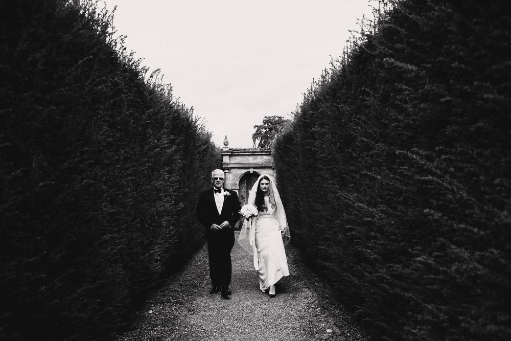 Cotswolds Royal Castle Summer Autumn Traditional Classic Elegant Bride Father White Bouquet   Sudeley Castle Wedding ARJ Photography