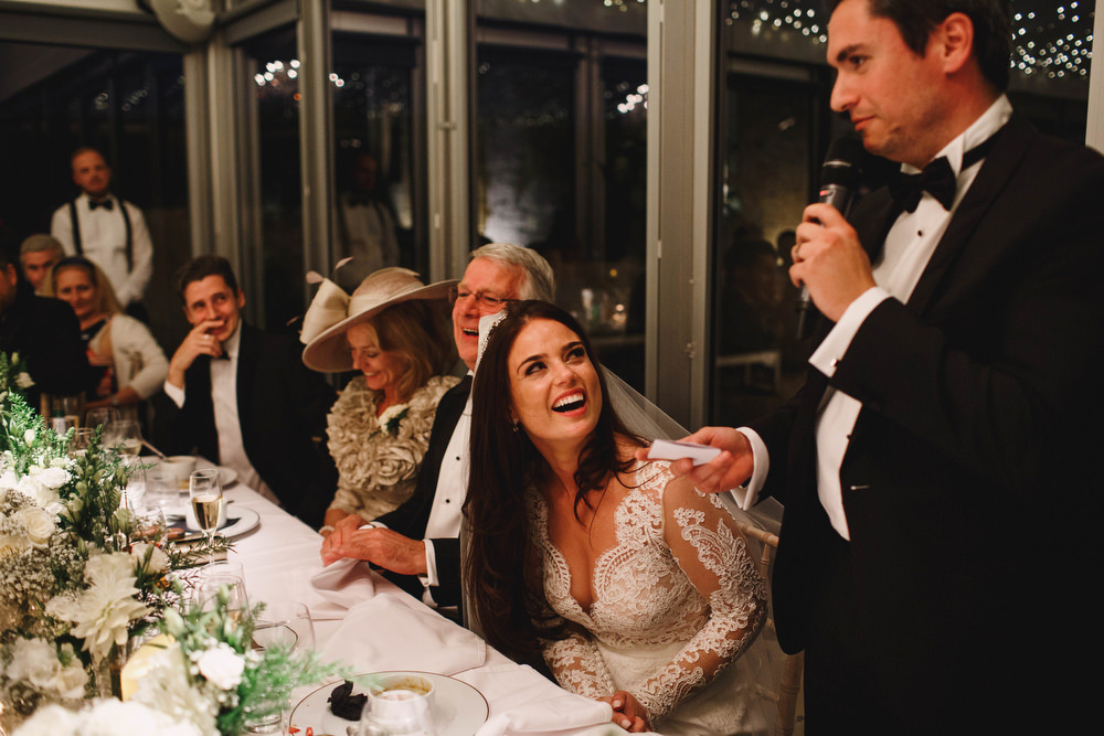Cotswolds Royal Castle Summer Autumn Traditional Classic Elegant Bride Groom Dinner Reception Speeches   Sudeley Castle Wedding ARJ Photography