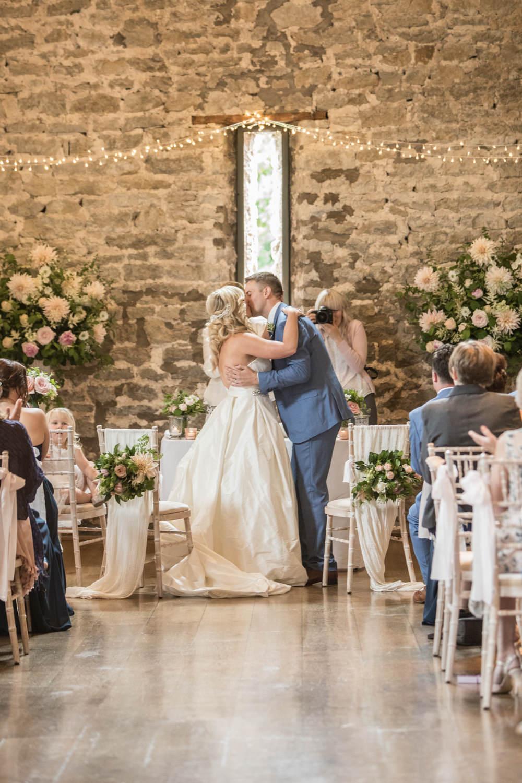 Tythe Barn Priston Mill Wedding Eleanor Jane Photography