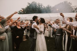 Scrivelsby Walled Garden Wedding Brook Rose Photography