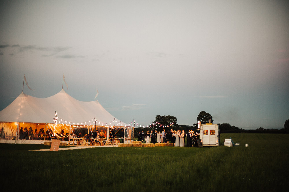 Whimsical Countryside Sperry Tent Wedding Emilie May Photography