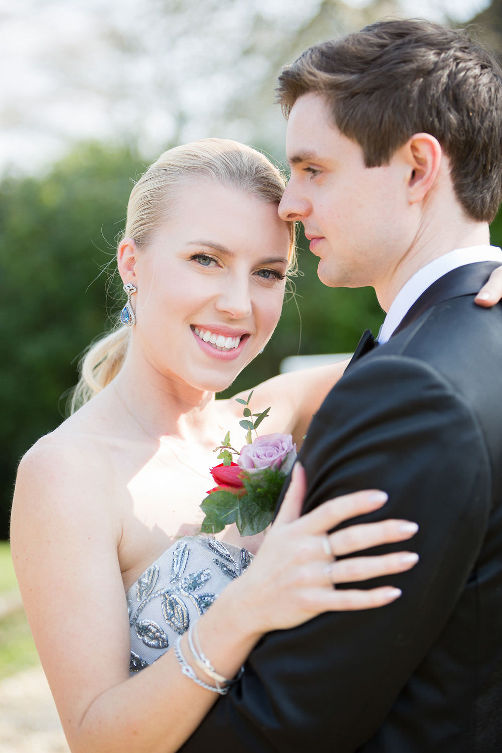 Bride Bridal Make Up Beauty Highcliffe Castle Wedding Bowtie and Belle Photography