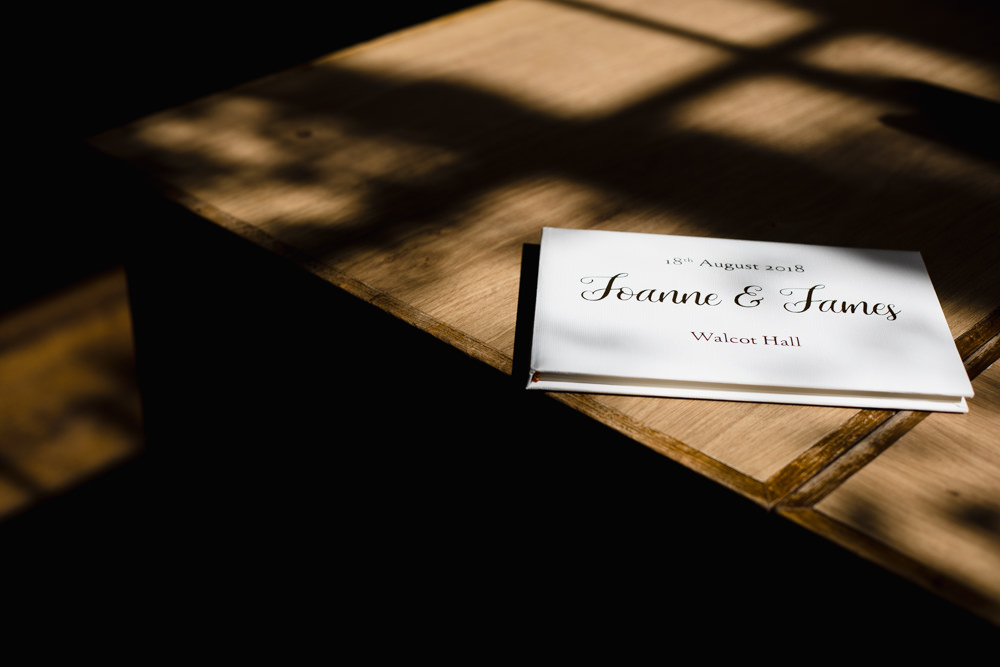 Guest Book Fun Laughter Relaxed Wedding Chris Barber Photography