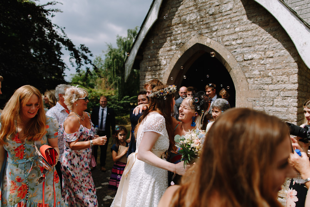 Boho Festival Wedding Matt Bowen Photography