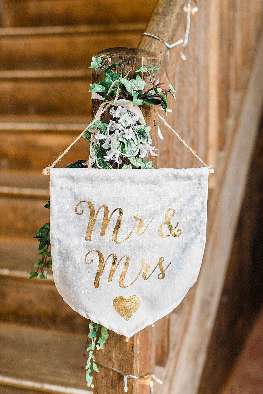Mr Mrs Fabric Banner Pennant Chiltern Open Air Museum Wedding Terri & Lori Fine Art Photography