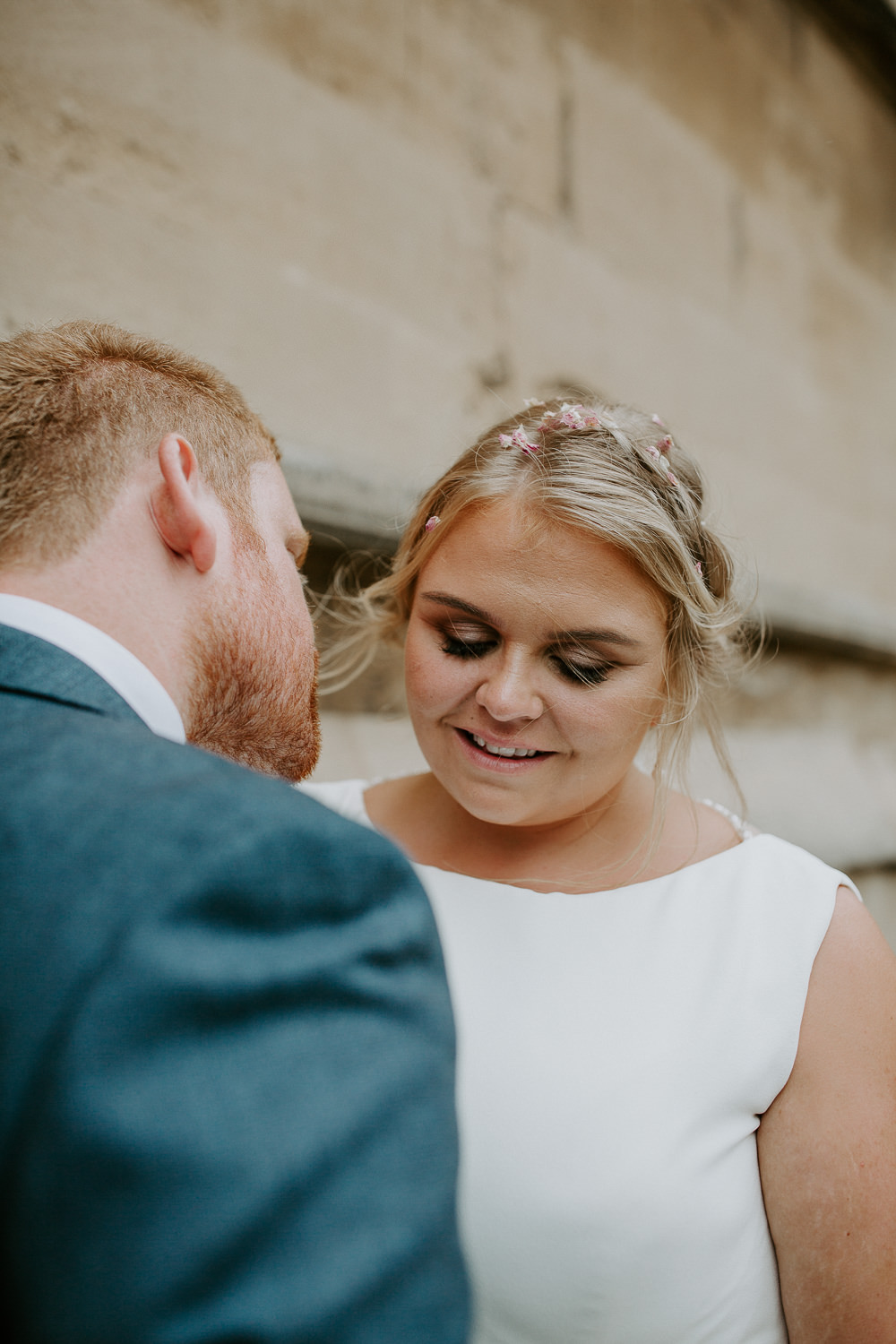 Bride Bridal Make Up Beauty City Cathedral Country Marquee Wedding Siobhan Beales Photography